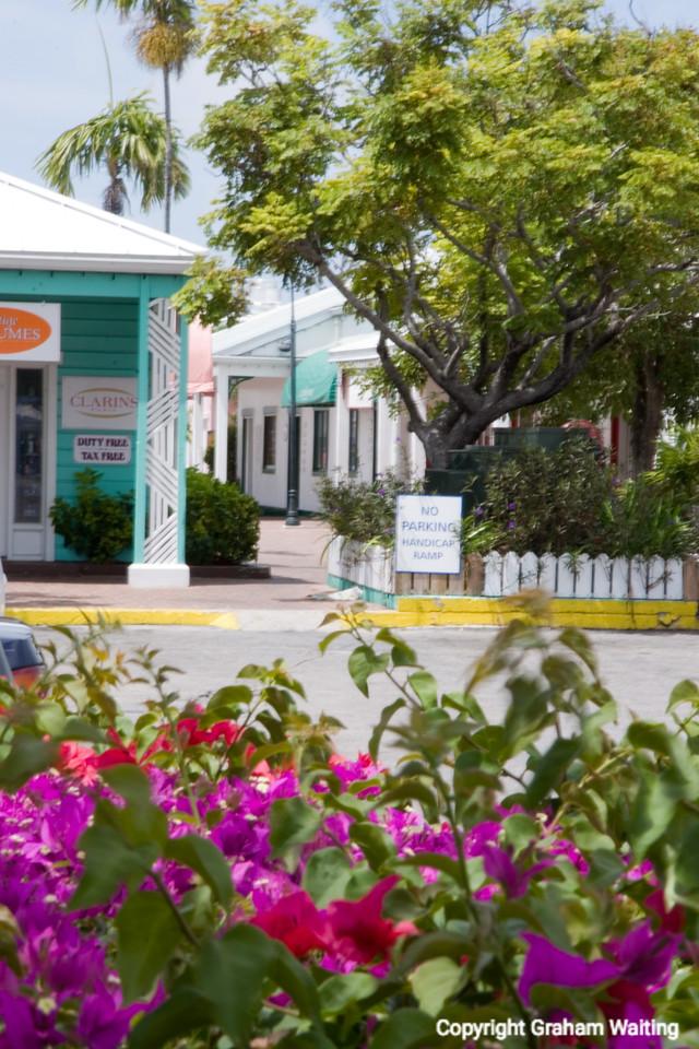 Street view, Port Lucaya, Grand Bahama Grand Bahama