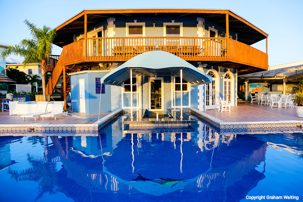 Grand Bahama, Ocean Reef Yacht Club