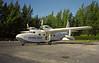 Pan Am Air Bridge Grumman G-73T Turbo Mallard N2969, January 1999 5.  Here are four views of N2969 leaving north Bimini for Paradise Island, near Nassau.