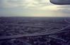 Pan Am Air Bridge Grumman G-73T Turbo Mallard N2969,  January 1999 13.  Over Miami.