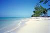 Beach near Alice Town, north Bimini, Bahamas, January 1999