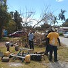 On Saturday 20th, February 2016 a total of (12) Community residents of Nassau Village assembled at the Whosoever Will Church to participate in the cleanup near the site of the proposed Community Action plan Wall project.<br />  <br /> The event was a huge success,although the numbers were small we were able to clear the entire Eastern side of the abandoned property. The pastor and the entire community are inspired and are excited to see the project come to fruition.  Photo: Cyril Walkes