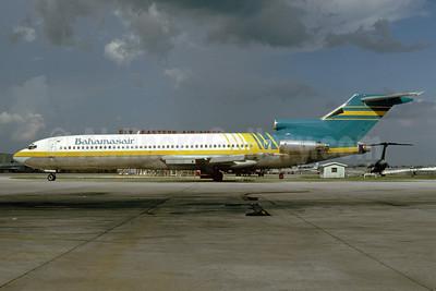 Bahamasair Boeing 727-225 N8879Z (msn 21452) MIA (Bruce Drum). Image: 102675.