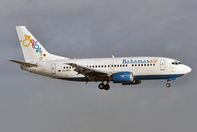 Bahamasair Boeing 737-5H6 C6-BFE (msn 26450) FLL (Tony Storck). Image: 910710.