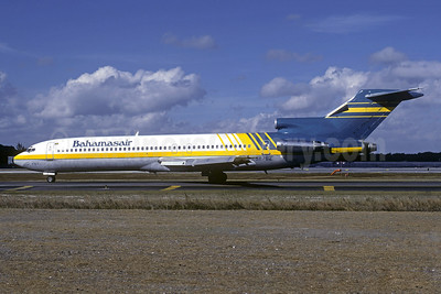 Bahamasair Boeing 727-225 N8876Z (msn 21449) FLL (Christian Volpati Collection). Image: 936754.