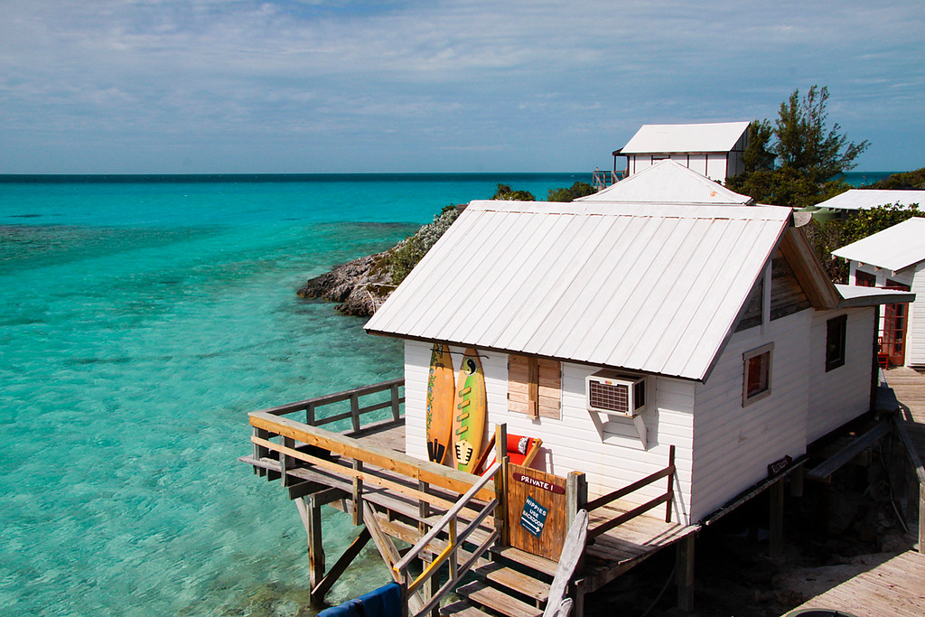 Private residence in the Exuma's