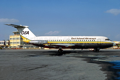 Out Island Airways-OIA BAC 1-11 401AK VP-BDI (msn 074) NAS (Christian Volpati). Image: 948596.