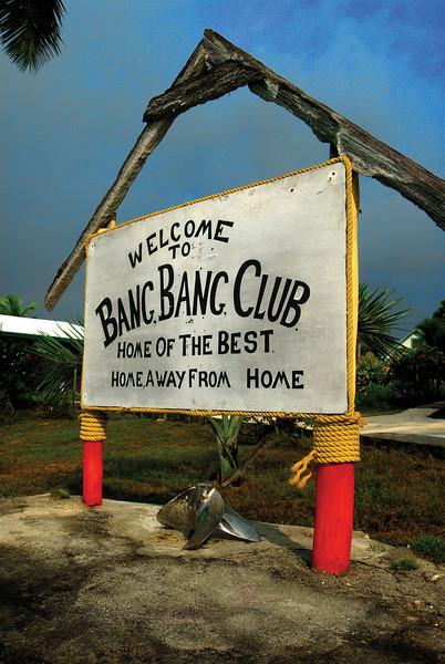 Andros Island - Bang Bang Club - Jim Klug Photos
