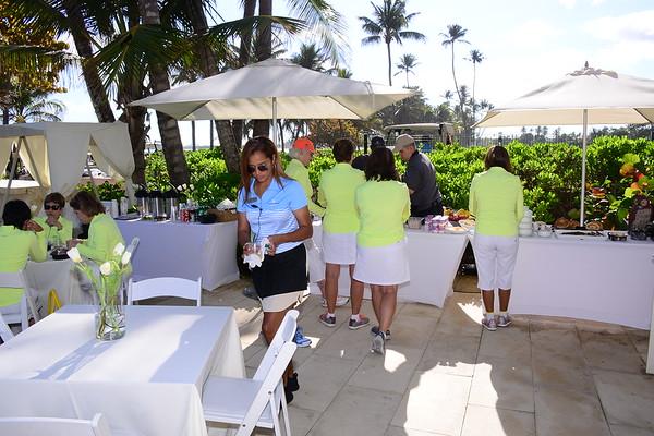 Bahia Beach Torneo Golf
