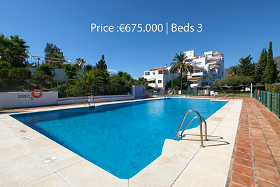 Bahia de Estepona penthouse for sale
