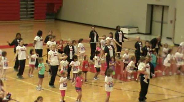 Dance Clinic Showoffs Video 10-15-11