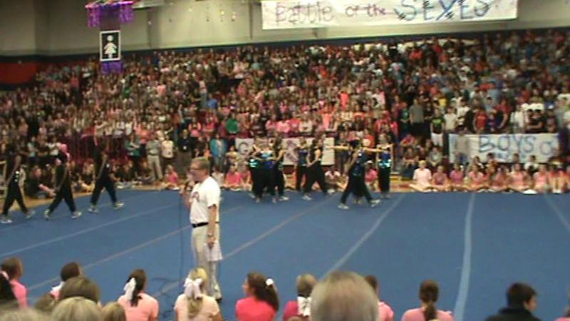 Pep Rally Video Video 10-13-11