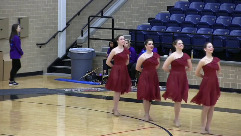 Mar. 21 - Competition Line Officers video