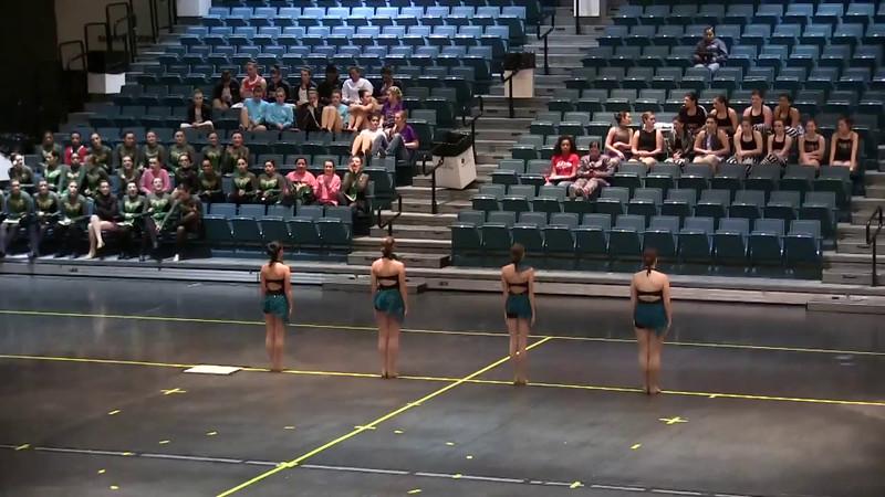 Nationals 2015 - Ensemble Dance Videos