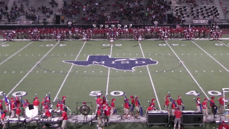 August 27-Mesquite Horn game