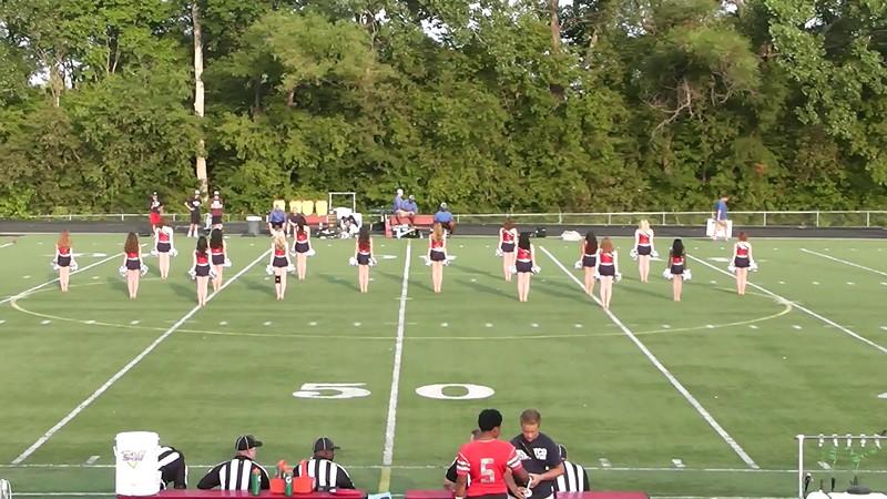 Sept. 24-Belles Halftime Performance