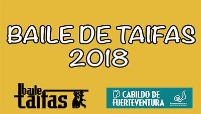 Baile de Taifas Puerto del Rosario 2018