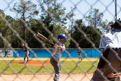 Bailey Baseball March 2018