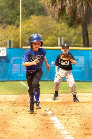 Bailey Baseball September 2018