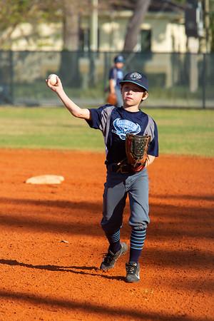 Bailey Fall Baseball Tournament Dec 2 2018