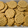 Bailey's latest favorite - Peanut Butter Cookies