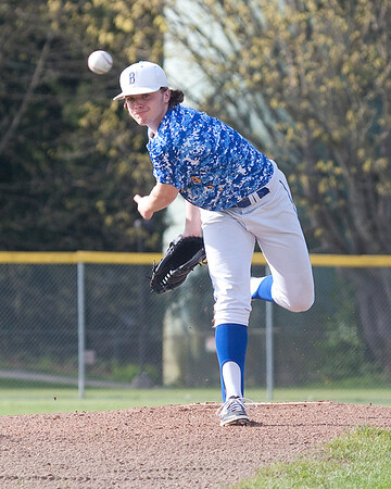 Bainbridge HS Baseball 2015