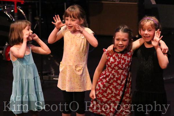 Bainbridge to Broadway  - Emily's group