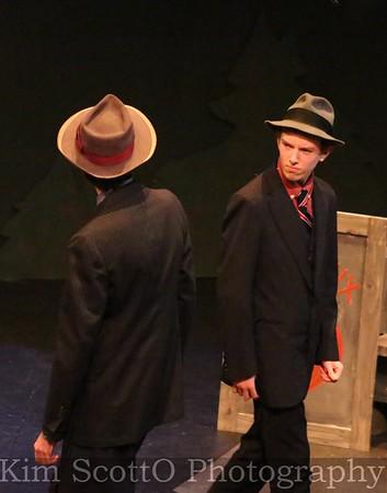 Comedy of Errors - Thurs eve show