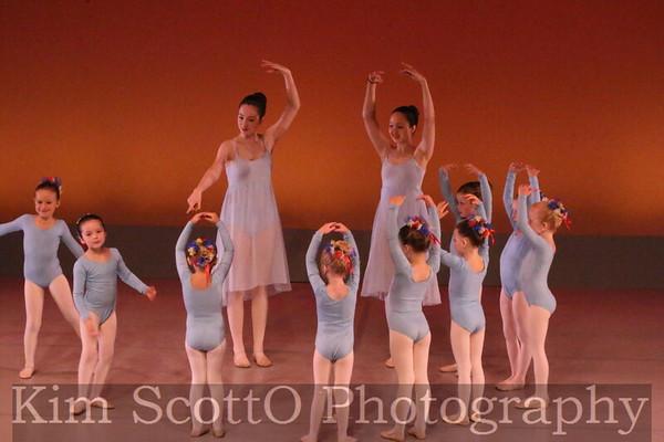 Ballet little ones