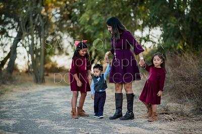 Baines Family 2018-10