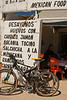 Taco Stand along the Streets of Guerrero Negro, Baja California