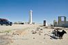Abandonded Lighthouse in Guerrero Negro, Baja California