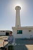 That's One Bright Light on the Old Light House - Guerrero Negro, Baja California