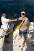 Fresh Caught Dorado - Congo's Awesome Sportfishing Charters - Los Barriles, Baja California Mexico