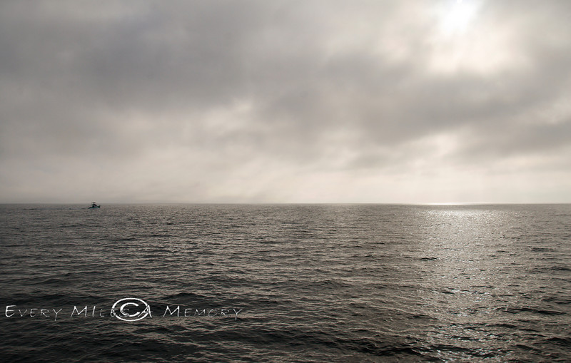 Stormy Morning on the Sea of Cortez - Congo's Awesome Sportfishing - East Cape, Los Barriles, Baja California, Mexico
