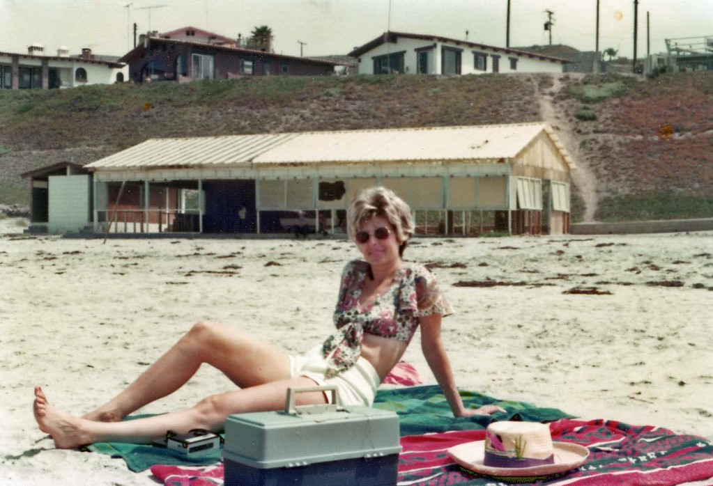 Vacation to Ensenada, Baja, California on June 24, 1975