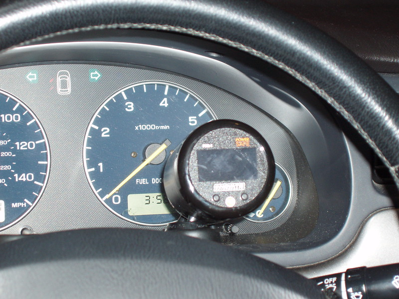 Innovative Digital Wide Band & Boost Gauge.