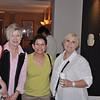 Deborah, Jeretta and Pat at Hotel