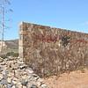 Entrance to Cabanas Cuatro Cuatros