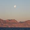 Moon over Baja