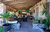 Punta Chivato outdoor kitchen