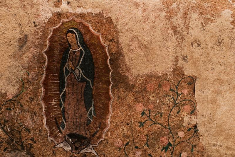 La Virgen Shrine, Catavina