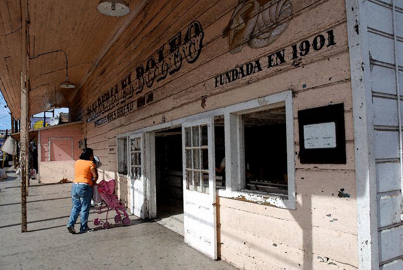 Santa Rosalia's Boleo Bakery