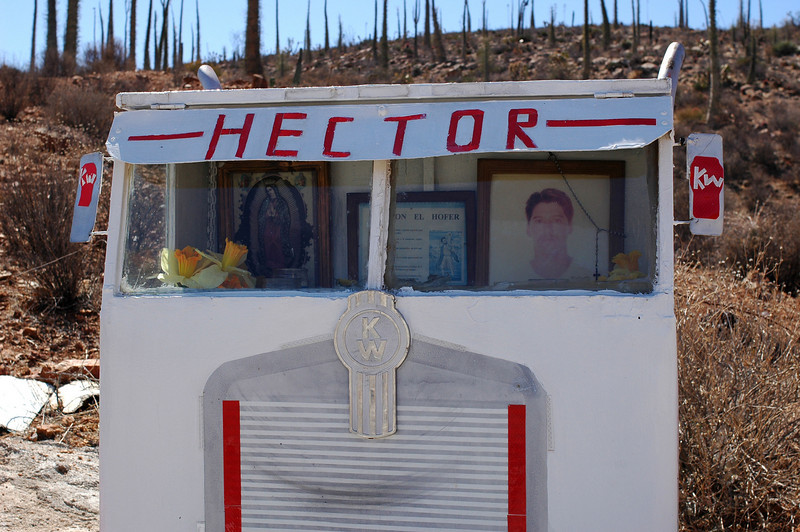 Baja Shrine Hector