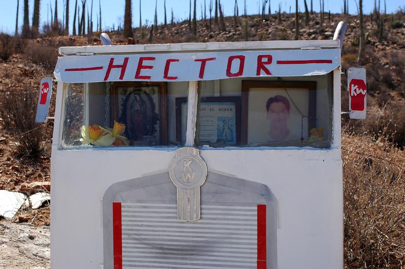 Baja Shrine Hector