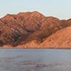 Panorama near Punta Colorada