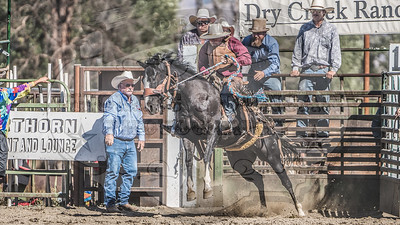 Baker Co Panhandle Rodeo - Monday