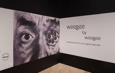 2015-10 Weegee/ Thru the lens