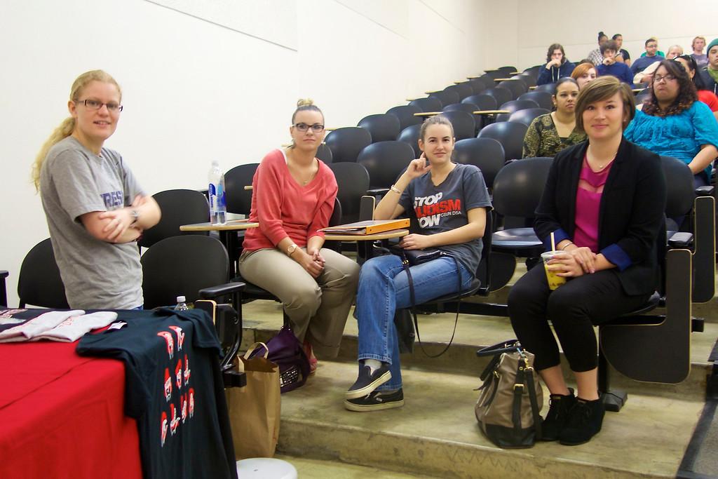 CSUN/FSU Student Panel