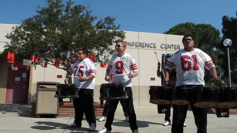 BC's Drumline